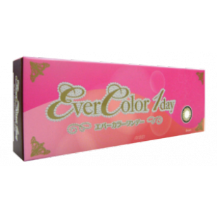 EverColor 1 Day UV 10片