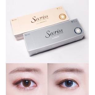OLENS SECRISS 1DAY(ICE GRAY) 30片