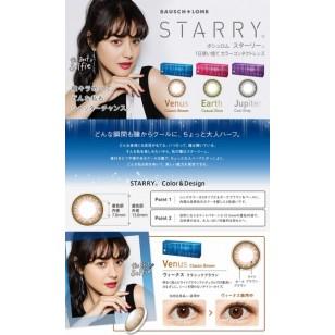 博士倫 STARRY 10片